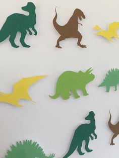 Image of Dinosaur - sq. Dinosaur Images, Kid Names, Dinosaurs, Kids Bedroom, Paper Art, Dinosaur Stuffed Animal, Handmade, Animals, Design
