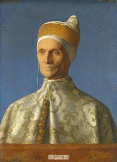 Giovanni Bellini - Doge Leonardo Loredan