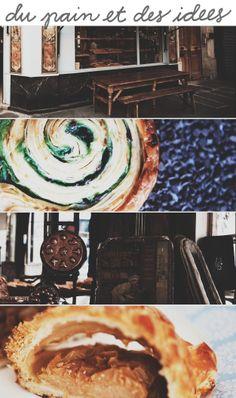 Best Parisian Bakery | Du Pain et des Idées | Sycamore Street Press