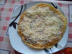 Cukinová omeleta