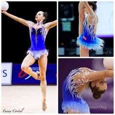 Katsiaryna Halkina (Belarus), ball 2015, music Stella's Theme by William Joseph