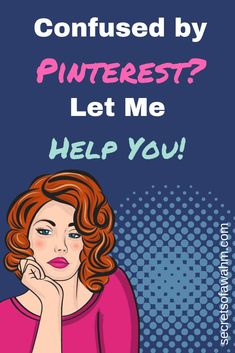 Are you confused by Pinterest? Learn how a proper Pinterest strategy can take your account to the next level. Find out more at secretsofawahm.com Business Marketing, Social Media Marketing, Online Business, Business Advice, Marketing Strategies, Affiliate Marketing, Make Money Blogging, How To Make Money, Work From Home Moms