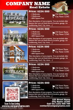 High resolution flyer for property listing (Red) - Available for print here http://www.postermywall.com/index.php/poster/view/46dfb701391c32de49185047ef9f9385