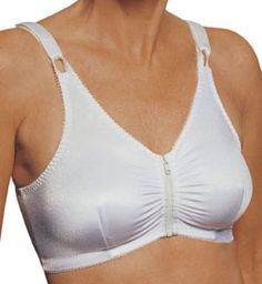 30d61a2120c76 Jodee Zip-Front-Ease Bra (w Adjustable Straps)  35.99 Anti Aging