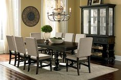 Juliette Dining Room Collection | Furniture.com-Table $699.99