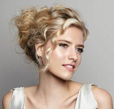 Textured Updo Tutorial  #hairstyles #updos