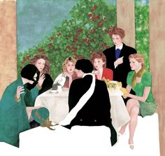 Storyteller by Rosamond Publishing Serigraph ~ 45 in x 36 in