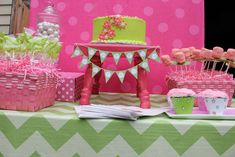 Fairies Birthday Party Ideas   Photo 1 of 35   Catch My Party
