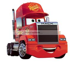 Disney 10 Inch Team 95 Mack Truck Pixar Cars 2 Movie Removable Wall Decal Sticker Art Home Racing Decor 10 by 6 inches Disney Cars Party, Disney Pixar Cars, Cars 2 Movie, Disney Princess Toddler, Firefighter Gifts, Mack Trucks, Wall Decal Sticker, Amazing Cars, Removable Wall