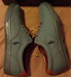 Check out New Polo by Ralph Lauren men tennis shoes size 12 #PoloRalphLauren #FashionSneakers http://www.ebay.com/itm/-/291924787363?roken=cUgayN&soutkn=tCR1oS via @eBay