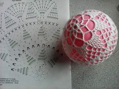 Best 12 Zawieszki na choinkę So many patternd but they are in Polish – Page 653514595898353562 – SkillOfKing. Quilted Christmas Ornaments, Christmas Crochet Patterns, Crochet Ornaments, Crochet Christmas Ornaments, Crochet Snowflakes, Handmade Ornaments, Christmas Baubles, Crochet Crafts, Crochet Dreamcatcher
