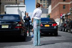 Street Style From New York Fashion Week, Day Five - The Cut