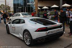 Lamborghini Huracan In Plaza Covalia San Luis Potosi #cars #toronto #carloans #canada