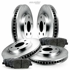 Centric Rear Posi-Quiet Ceramic Brake Pads 1Set For 2005-2006 Pontiac GTO
