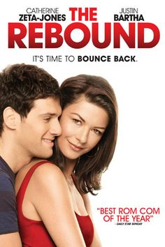 The Rebound is about a woman named Sandy who had just gotten divorced. She is trying to find someone to watch her kids, and ends up finding the perfect babysitter. His name is Aram. Sandy starts to like Aram, and starts falling for him. He is much younger, and this leads to much conflict for both throughout most of the movie. This is one of my favorite movies because I first watched it with my best friends. It is such a funny movie, yet kind of stupid, but it will make you laugh.