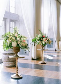 pretty ceremony space at Veritas Vineyard #wedding_ceremony