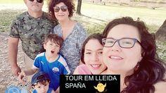 FERIAS PARTE 3#TOUR EN LLEIDA SPAÑA