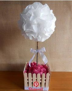 Hanging Bubbly Ball Decorations - Martha - Diy Crafts - maallure in 2020 Popsicle Stick Crafts, Craft Stick Crafts, Diy And Crafts, Crafts For Kids, Paper Crafts, Ball Decorations, Wedding Decorations, Christmas Decorations, Shower Party