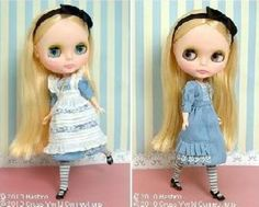"Takara 12/""Blythe Doll Factory Outfit Kit 2 pieces  09#"
