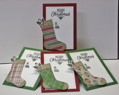 Christmas Gift Tags by maria116 - Cards and Paper Crafts at Splitcoaststampers