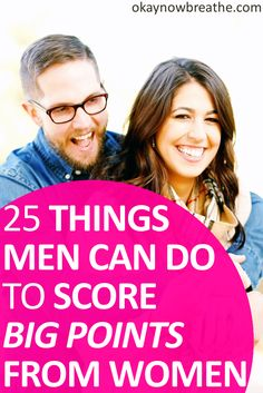 Men and women communicate very differently. In the list of 25 things men can do to score big points from women, men will learn how to make her feel special.