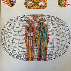 Art Journal Inspiration, Art Inspo, Aya Takano, Kunst Inspo, Into The Fire, Funky Art, Art Hoe, Hippie Art, Psychedelic Art