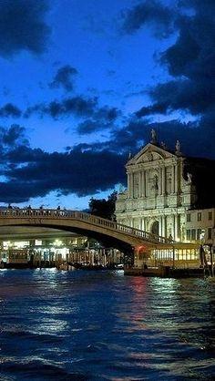 Venice, Italy ...