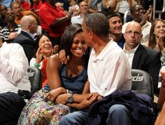 Kiss Cam - Home - Mrs.O - Follow the Fashion and Style of First Lady Michelle Obama  SIGH...why are they so fabulous. :-)
