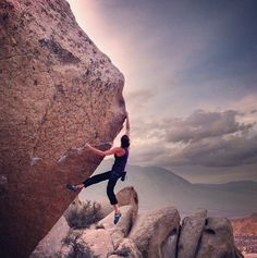 The North Face athlete and 2014 Red Rock Rendezvous instructor Alex Johnson is one of America's best female boulderers, though lately she's ...