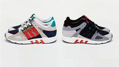 meet d13ab a7e56 adidas Consortium EQT Guidance 93 x HAL and x Solebox « No74 Berlin Cool  Trainers,