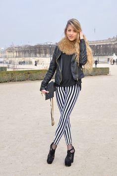 StreetPeek - European street fashion - Paris