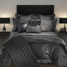 Totally masculine and would work perfectly with our Charcoal Bamboo Sheets http://bamboosheetsaustralia.com.au/product/bamboo-sheets-king-size-bed-in-charcoal/