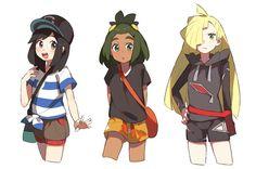Alola girls