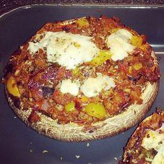 #Paleo #Pizza #Recipe stolen http://www.bodyrock.tv/2011/06/25/delicious-healthy-pizza-recipe/