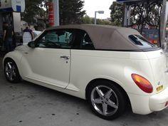 2005 PT Cruiser convertible color