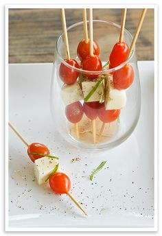 I am thinking about this with some grilled chicken breast for the perfect summer meal