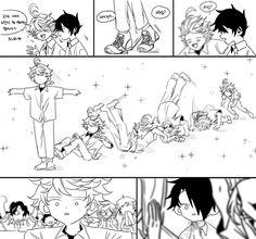 Tf just happened? Cute Anime Pics, Awesome Anime, Fun Comics, Anime Comics, Anime Manga, Anime Art, Terra Do Nunca, Cute Gay, Neverland