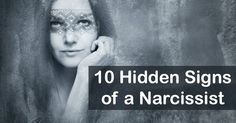 Narcissists are some of the most complicated individuals to associate with and particularly to have a relationship with. It can be troublesome because...
