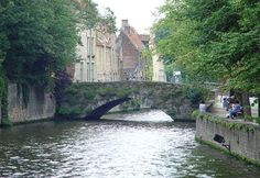 Brugge, België | Paardenbrug