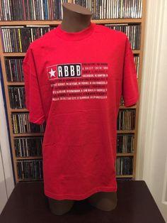 NWT XL RBBB Ringling Bros. And Barnum & Bailey  TShirt 130th Tour CIRCUS 99-2000 #RinglingBrosAndBarnumBailey #130thTourcollectible
