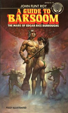 Publication: A Guide to Barsoom Authors: John Flint Roy Year: ISBN: Publisher: Ballantine Books Cover: Boris Vallejo Fantasy Book Covers, Book Cover Art, Fantasy Books, Fantasy Artwork, Fantasy Comics, Boris Vallejo, John Carter Of Mars, Serpieri, Arte Cyberpunk