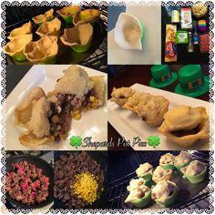 Shepard's Pot Pies ~ St.Patricks Day!