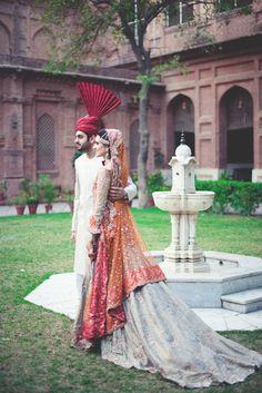 Outfit: Ammara Khan Photography: A Small Shutter