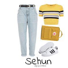 Katelynn_tt on ShopLook Kpop Fashion Outfits, Stage Outfits, Korean Outfits, Outfits For Teens, Teen Fashion, Korean Fashion, Girl Outfits, Cute Swag Outfits, Cute Summer Outfits