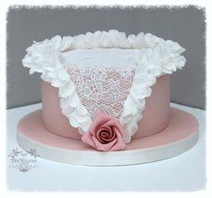 lace cakes - Pesquisa Google