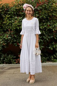 Ascot Outfits, Derby Outfits, Casual Outfits, Royal Fashion, Girl Fashion, Modest Fashion, Dress Fashion, Fashion Women, Celebrity Look