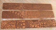DEBORHREAD.COM: Step by Step: Making a Copper Etched Cuff Bracelet- very detailed and 2 methods: pnp and stazon