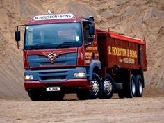 Old Lorries, Commercial Vehicle, Classic Trucks, Cool Trucks, Buses, Rigs, Photographs, British, English