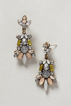 Chibae Earrings #anthropologie