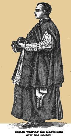 Et Verbum: Costume Of Prelates Of the Catholic Church accordi...